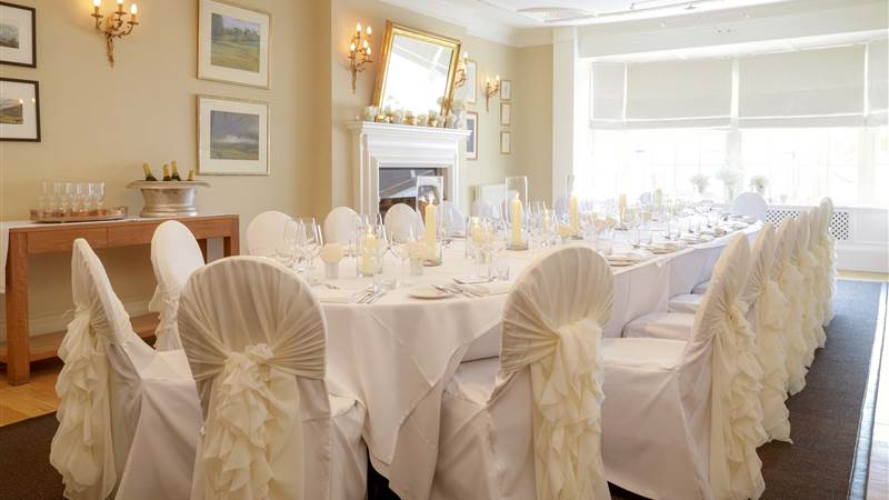 Banqueting Rooms for Wedding In South Wales