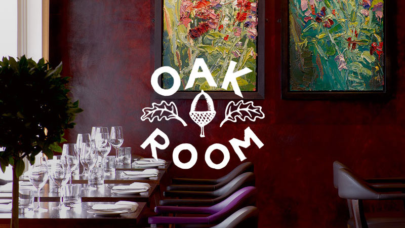 oak room  Restaurant Monmouthsire