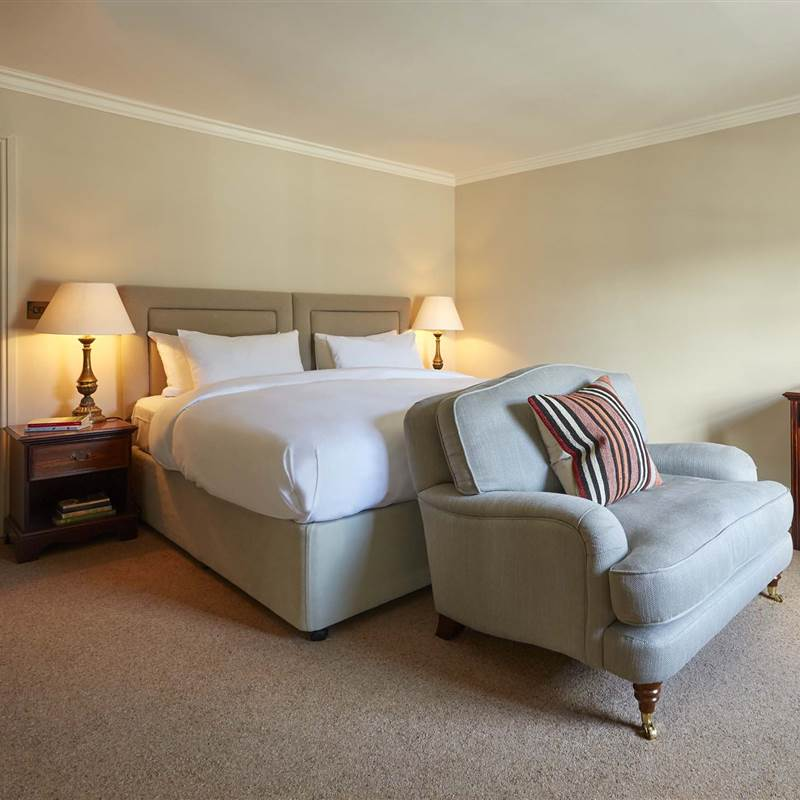 Superior Hotel Rooms Abergavenny