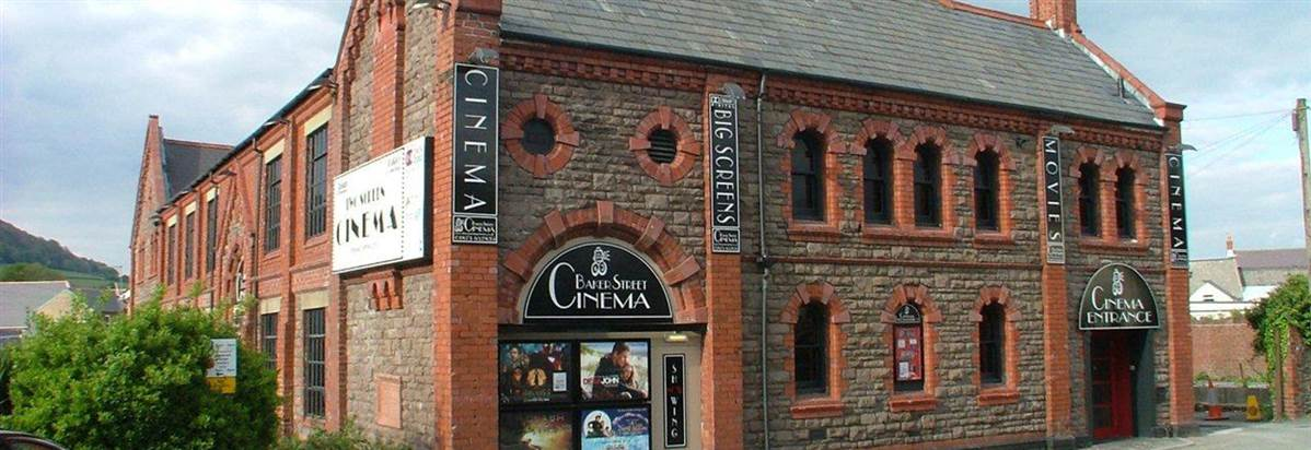 Activities Abergavenny at the Angel Hotel Cinema in South Wales