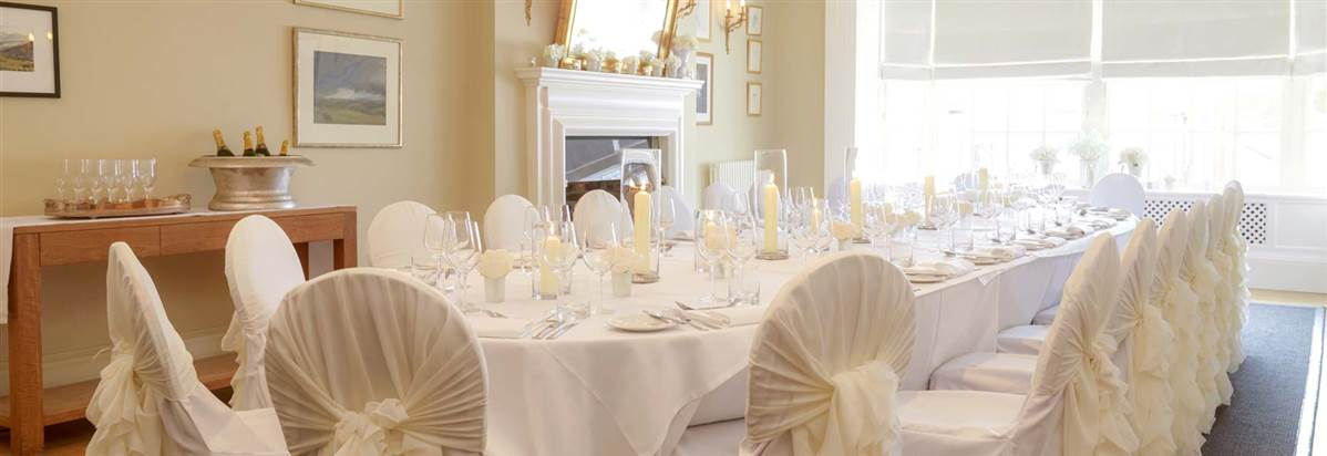 Wedding Venues South Wales The Facilities and Capacities at The Angel Hotel Abergavenny