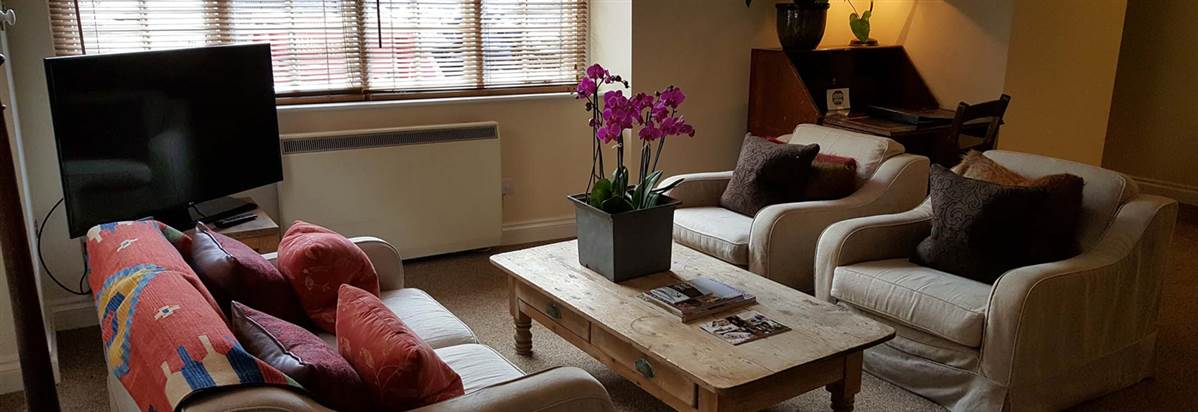 Priory Cottage at The Angel Hotel Abergavenny B&B 3 Star Hotel in South Wales