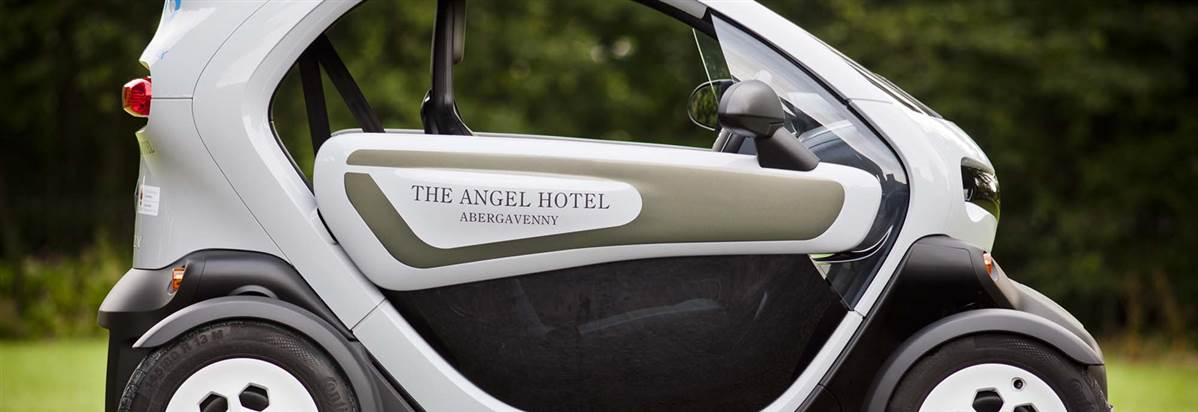 Hotel Deals South Wales Special Offers For Gourmet Breaks at The Angel Hotel Abergavenny